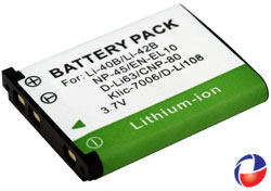 Olympus Li-42B Equivalent Digital Camera Battery