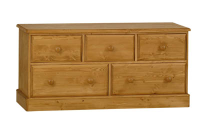 4FT 6IN BED END CHEST BALMORAL