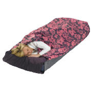 Floral quick bed