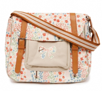Flutter By Satchel Bag - Peace Blossom