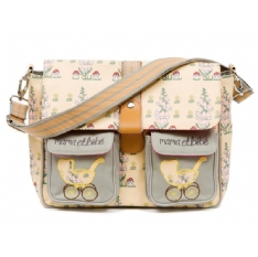 Maman & Bebe Messenger Bag -
