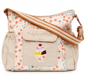 Norland Tote Bag - Peace Blossom