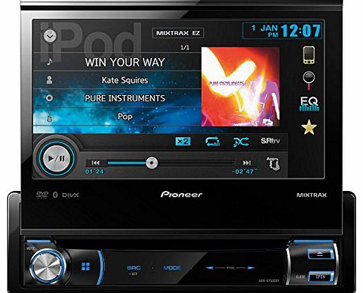 Pioneer AVH-X7500BT Multimedia Player