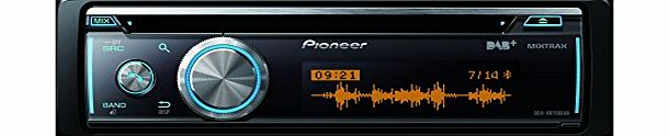Pioneer DEH-X8700DAB Car Stereo with DAB  Tuner