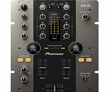DJM 250 2 Channel Mixer