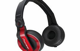 HDJ-500R DJ Headphones Red