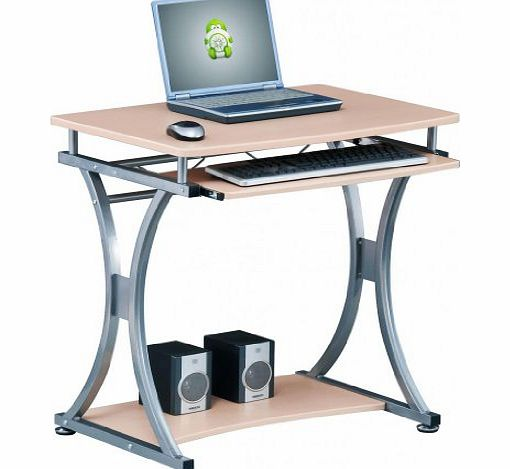 Piranha PC 11o Compact Computer Desk for the Home Office