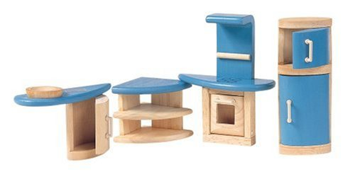 7440: Kitchen (Wooden Dollhouse Furniture)