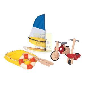Outdoor Sports Play Set