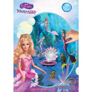 Uniset Playset 6000 Barbie Mermaidia