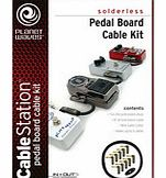 Solderless Pedal Board Custom Cable