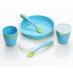 Easy Grip 5 piece Feeding Set