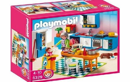 Compare prices of kitchen equipment read kitchen for Playmobil cuisine 5329
