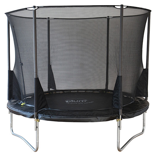 Plum 8 Foot Spacezone V2 Trampoline and 3G