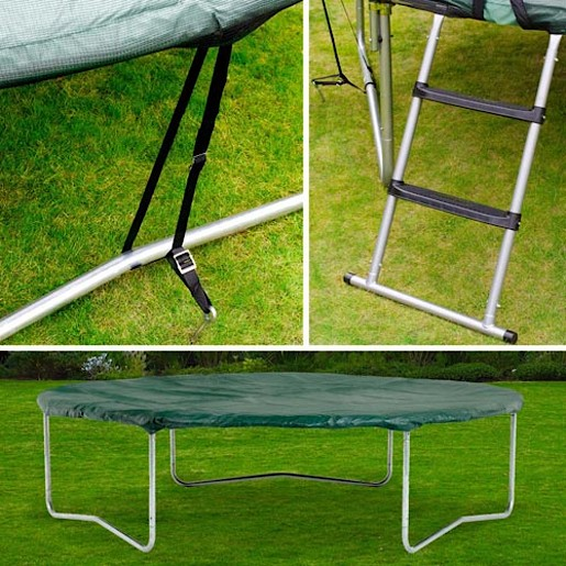 Plum 8 Foot Trampoline Accessory Kit