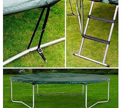 Plum 8ft Trampoline Accessory Kit 10153384