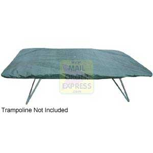 Plum Products 10ft x 7ft Rectangular Trampoline Cover