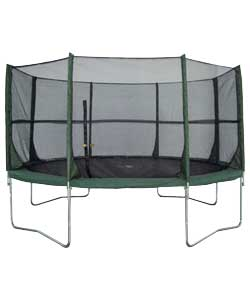Plum Products 12ft Trampoline and Enclosure