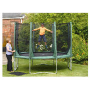 Plum Products 12Ft Trampoline With Enclosure