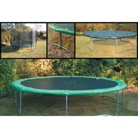 Plum Products 15ft Trampoline Combo Deal