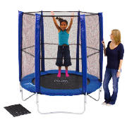 Plum Products 6Ft Trampoline Blue