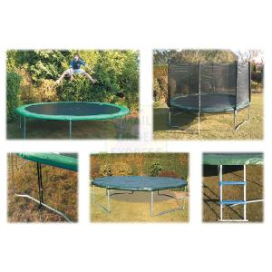 Plum Products 8 Foot Trampoline Combo Deal