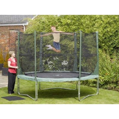 Plum Products 8ft 3G Trampoline Enclosure 69168