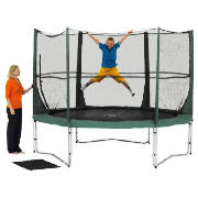 Plum Products 8Ft Trampoline With Enclosure
