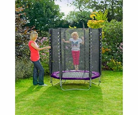 Plum Products Plum Stardust Trampoline and Enclosure