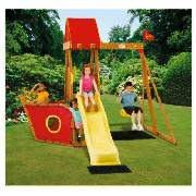 Products Swashbuckler Wooden Play Centre