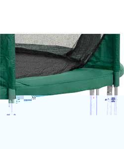 Plum Products Tramp Klamp Trampoline Safety Pad - 12ft