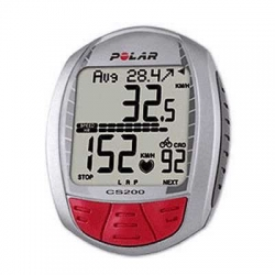 Polar . CS200cad heart Rate Monitor Watch POL53
