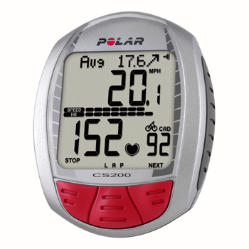Polar CS200 Cycling Computer (Heart rate monitor)