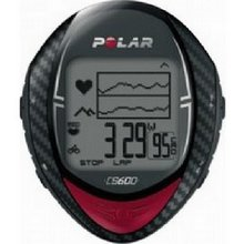 Polar CS600 Cycling Computer with Heart Rate Monitor