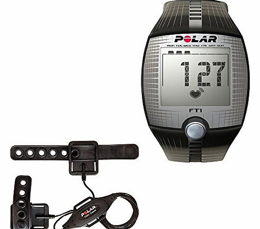 Polar Equine InZone FT1 93039578 Horse Heart Rate Monitor - Black