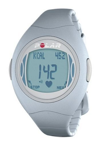 Polar F4 Fitness Heart Rate Monitor - Blue Ice