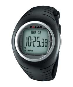 Polar F4 Heart Rate Monitor - Black