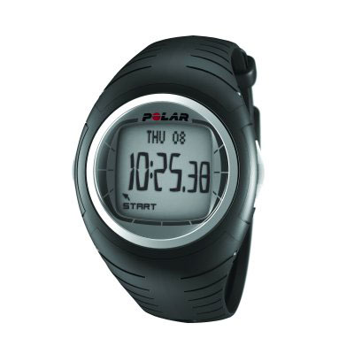 Polar F4M Black Heart Rate Monitor Watch (90027056)