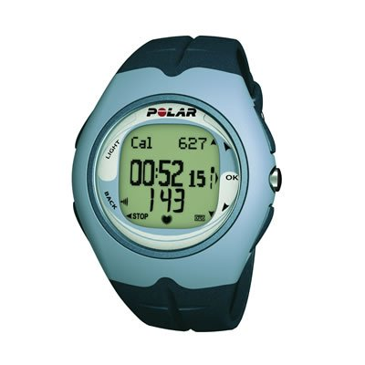 Polar F6 Fitness Heart Rate Monitor - Denim