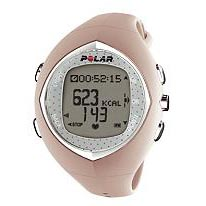 Polar F6 Heart Rate Monitor - Pink (slim)