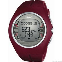Polar F6 Red Fire Heart Rate Monitor