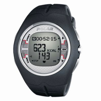Polar F6M Black Heart Rate Monitor Watch (90032165)