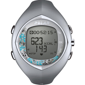 Polar F7 Ladies Fitness Heart Rate Monitor