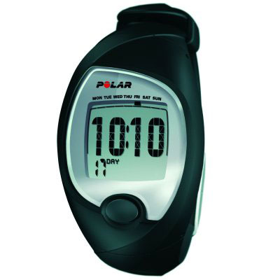 Polar FS2C Black Heart Rate Monitor Watch (90031341)