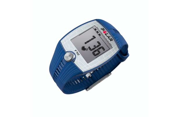 Polar FT2 Heart Rate Monitor Fitness Watch - Blue