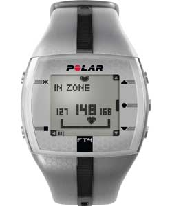 Polar FT4 Fitness Computer - Heart Rate Monitor