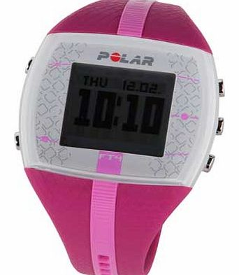 Polar FT4 Fitness Watch - Pink