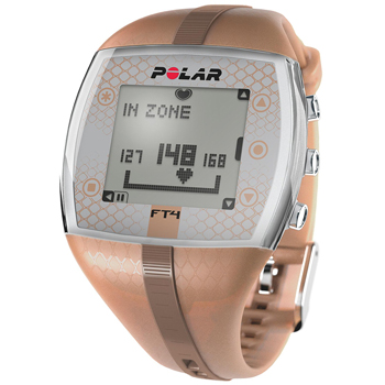 Polar FT4 Ladies Heart Rate Monitor Training