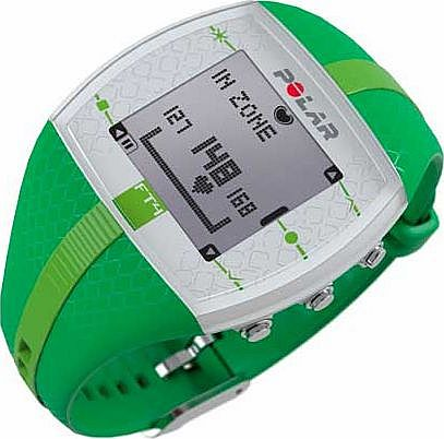 Polar FT4F Heart Rate Monitor Fitness Watch -