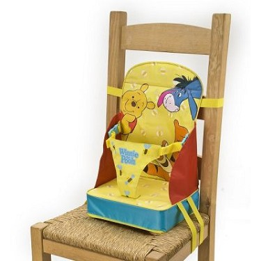 Polar Gear Go Anywhere Booster Seat Winnie the Pooh